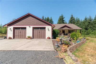 Winlock Single Family Home For Sale: 101 Troutman Dr