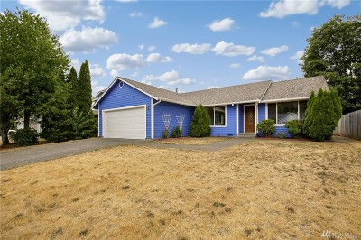Maple Valley Single Family Home For Sale: 28028 231st Place SE