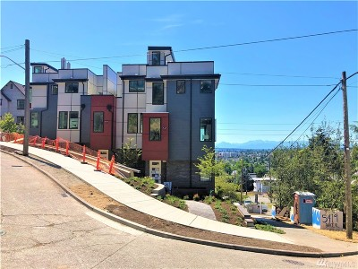 Seattle Single Family Home For Sale: 5425 Baker Ave NW