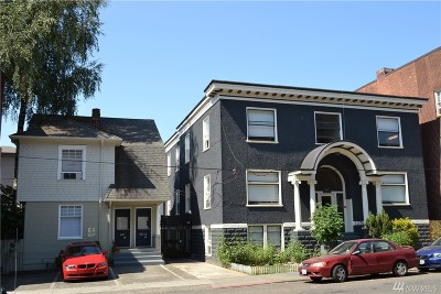 Seattle Multi Family Home For Sale: 1625 Belmont Ave