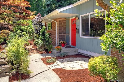 King County Single Family Home For Sale: 4801 45th Ave S