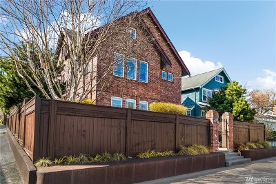 Seattle Single Family Home For Sale: 2415 34th Ave W