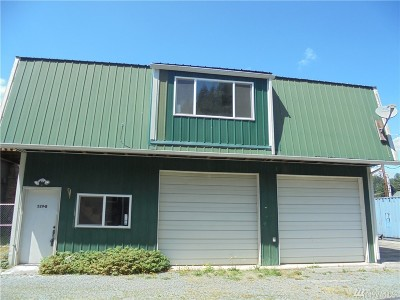 Wilkeson WA Single Family Home For Sale: $225,000