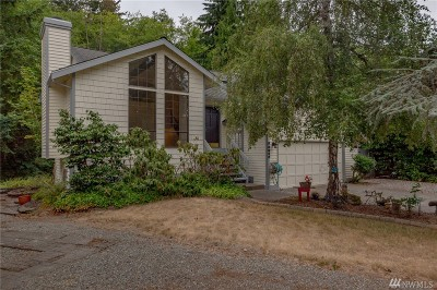 Federal Way Single Family Home For Sale: 32623 8th Ave SW