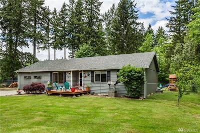 Rainier Single Family Home For Sale: 814 Tipsoo Lp S