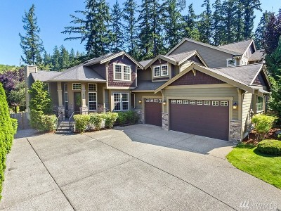 Bonney Lake WA Single Family Home For Sale: $639,000