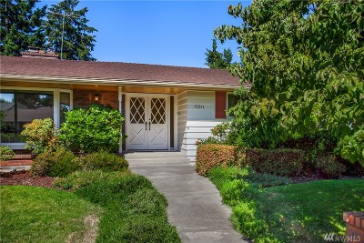 Federal Way Single Family Home For Sale: 32231 26th Ave SW