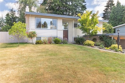 Bellevue Single Family Home For Sale: 5636 116th Ave SE