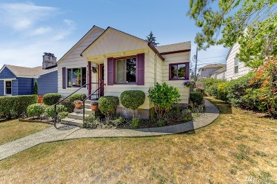 King County Single Family Home For Sale: 4441 47th Ave SW