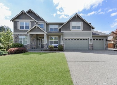 Bonney Lake WA Single Family Home For Sale: $585,000