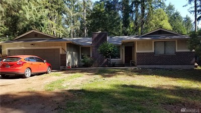 Gig Harbor Single Family Home For Sale: 3823 70th Ave NW