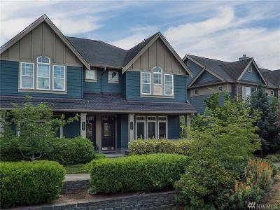 Issaquah Single Family Home For Sale: 1723 11th Lane NE #1104