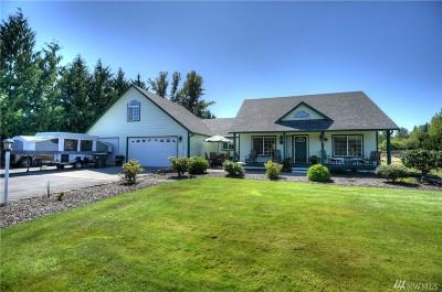 Tenino Single Family Home For Sale: 5920 Offut Lake Rd SE