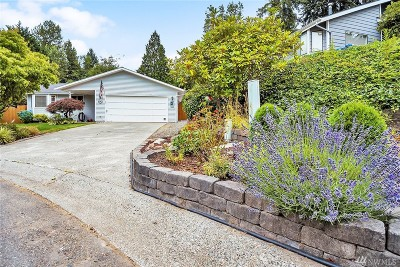 Snohomish Single Family Home For Sale: 5610 126th St SE