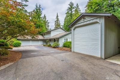 Olympia Single Family Home For Sale: 2224 Covington Ct NE