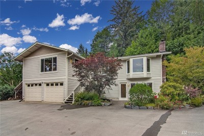 Snoqualmie Single Family Home Contingent: 7115 410th Ave SE