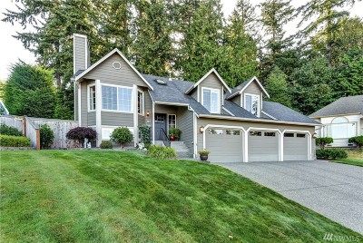 Lynnwood Single Family Home For Sale: 3705 169th St SW