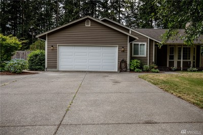 Gig Harbor Single Family Home Contingent: 6356 SE Dandelion Lane