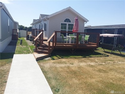 Birch Bay Mobile Home For Sale: 8080 Harborview #f41