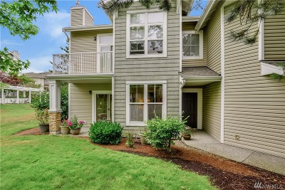 Issaquah Condo/Townhouse For Sale: 23746 SE Summerhill Lane #3-1