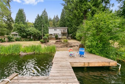 Newcastle Single Family Home For Sale: 7816 129th Ave SE