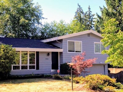 Edmonds Single Family Home For Sale: 5812 157th Place SW