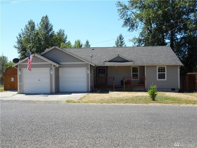 Chehalis Single Family Home For Sale: 811 NW St Helens Ave