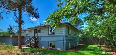 Tukwila Single Family Home For Sale: 5116 S 142nd St