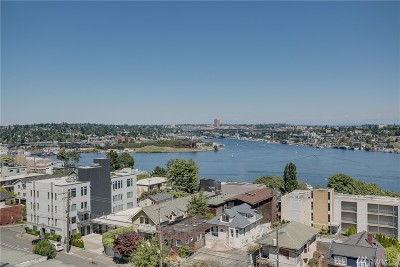 Seattle Condo/Townhouse For Sale: 655 Crockett St #B407
