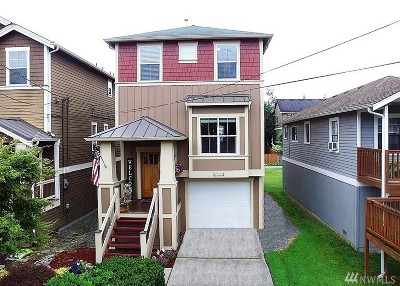 Snoqualmie Single Family Home For Sale: 8324 Silva Ave SE