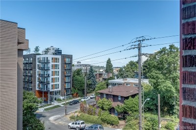 Seattle Condo/Townhouse For Sale: 321 Boylston Ave E #405
