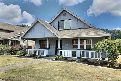 Sumner Single Family Home For Sale: 4605 152nd Av Ct E