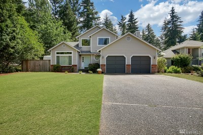 Bonney Lake WA Single Family Home For Sale: $399,900