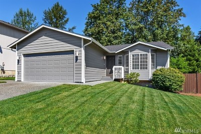 Lake Stevens Single Family Home For Sale: 9221 34th Place NE