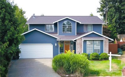 Woodinville Single Family Home For Sale: 13031 NE 98th Ct