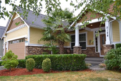 Puyallup Single Family Home For Sale: 2128 28th Av Ct SW