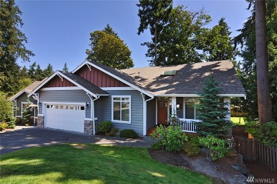 Burien Single Family Home For Sale: 12336 15th Ave SW