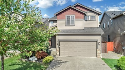 Puyallup Single Family Home For Sale: 17407 93rd Av Ct E