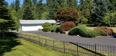 Snohomish Single Family Home For Sale: 11614 Trombley Rd