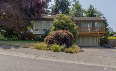 Federal Way Single Family Home For Sale: 527 SW 326th St