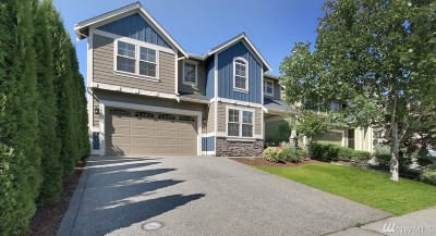 Bonney Lake Single Family Home For Sale: 18019 115th St Ct E