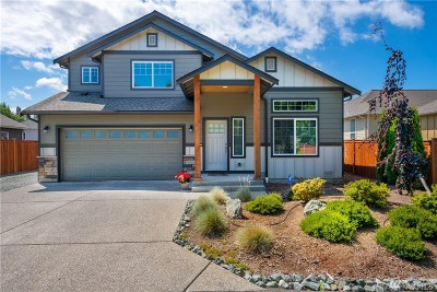 Skagit County Single Family Home For Sale: 4004 H Ave