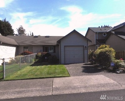Bothell Single Family Home For Sale: 2128 185th Place SE