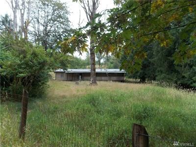 Tenino Single Family Home For Sale: 15209 Palmer Lane SE