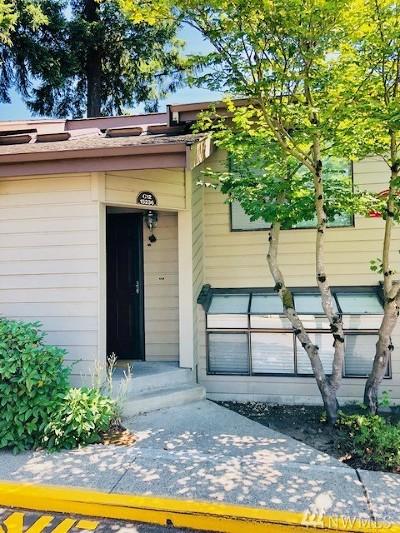 Tukwila Condo/Townhouse For Sale: 15236 Sunwood Blvd
