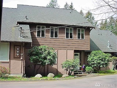 Gig Harbor Condo/Townhouse For Sale: 12812 62nd Ave NW