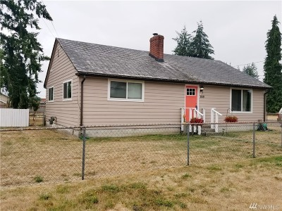 Elma Single Family Home For Sale: 1519 W Anderson St