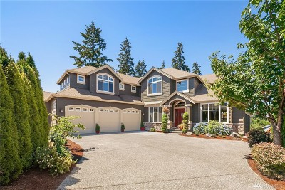 Bothell Single Family Home For Sale: 18920 36th Dr SE