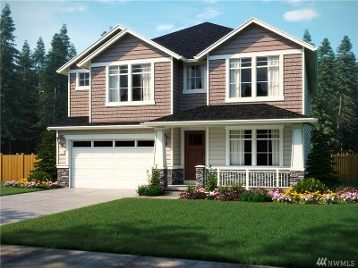Sammamish Single Family Home For Sale: 23576 SE 45th Place #Lot2