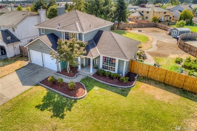 Spanaway Single Family Home For Sale: 21502 41st Ave E